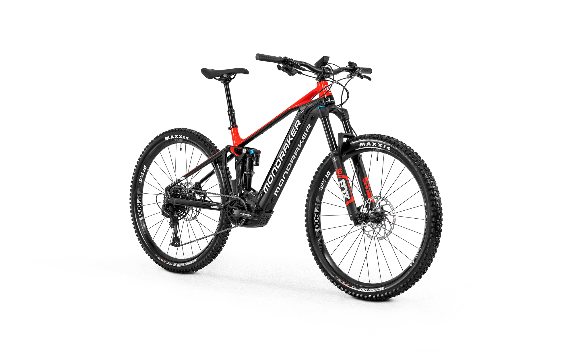 Crafty R 29, black/flame red/white, 2020