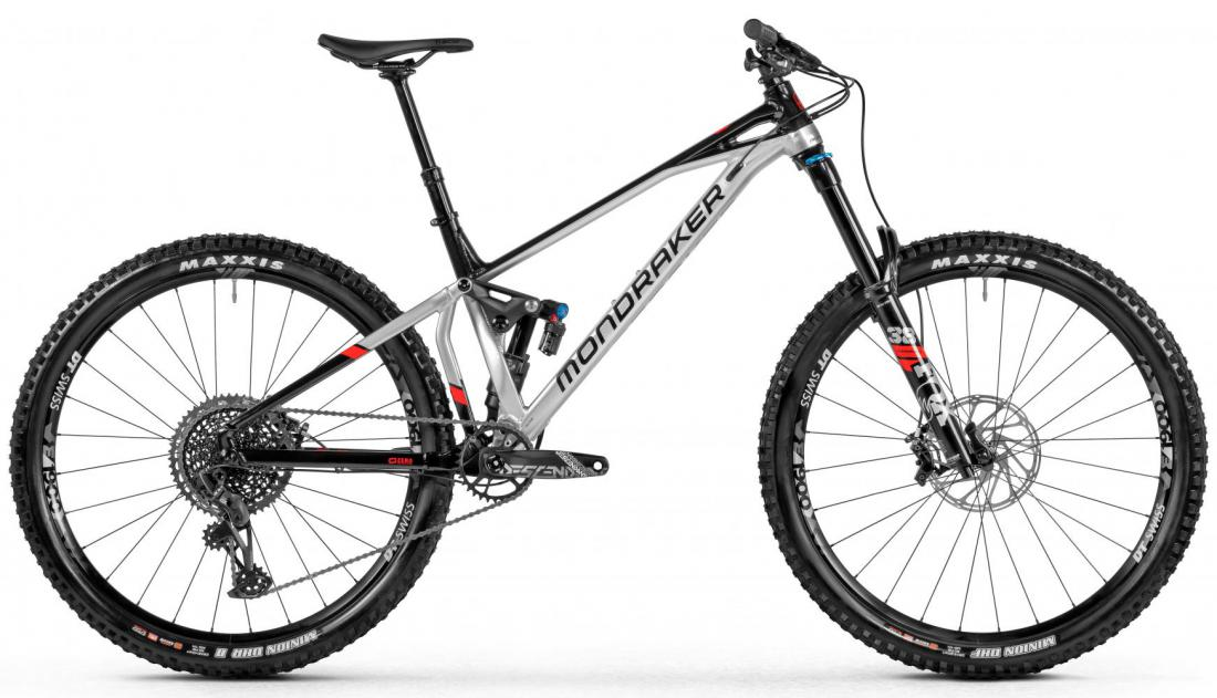 Superfoxy R, silver/black/red, 2021