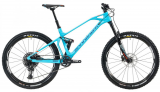 FOXY CARBON R 27,5, light blue/navy/orange, 2019